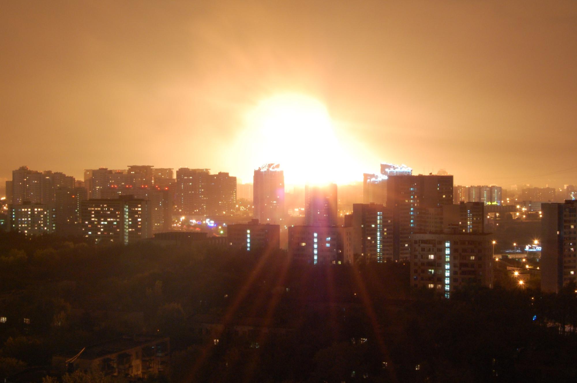 2009 Большой взрыв в Очаково