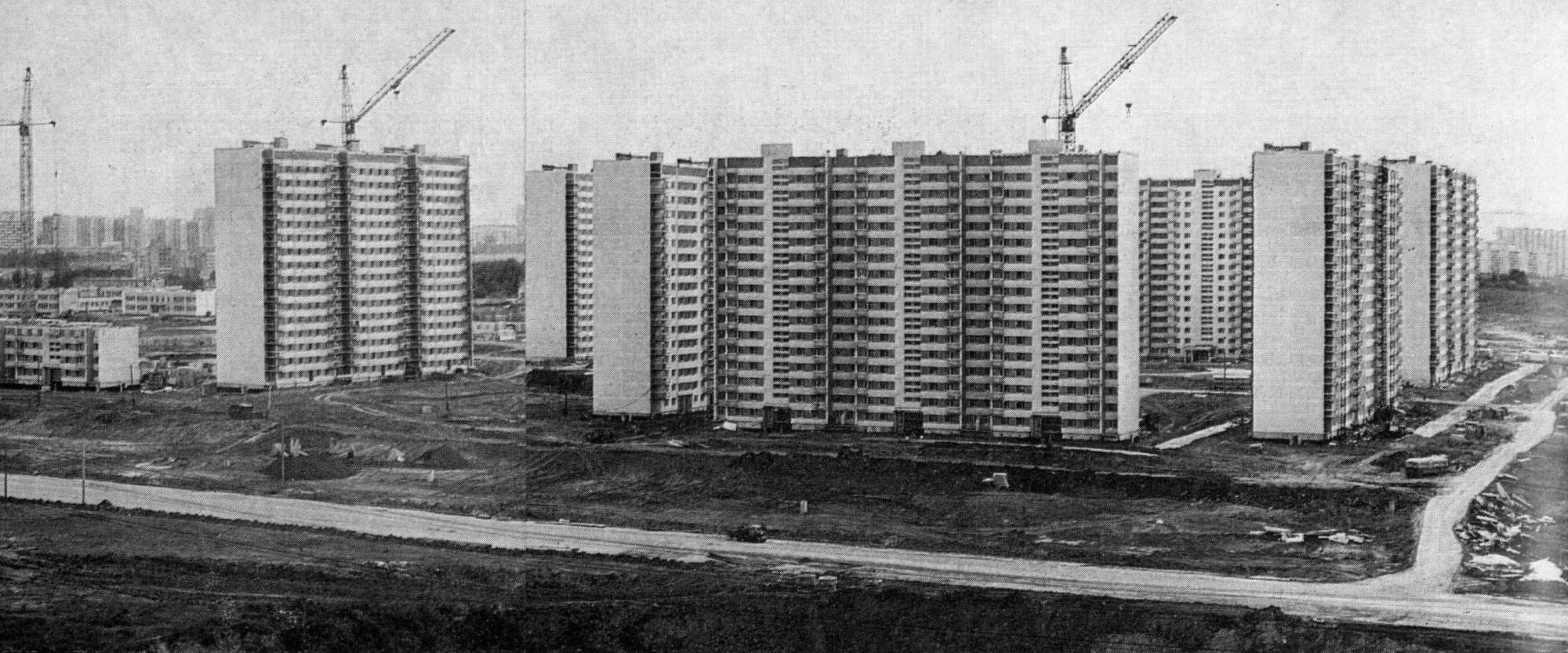 1978 Олимпийская деревня