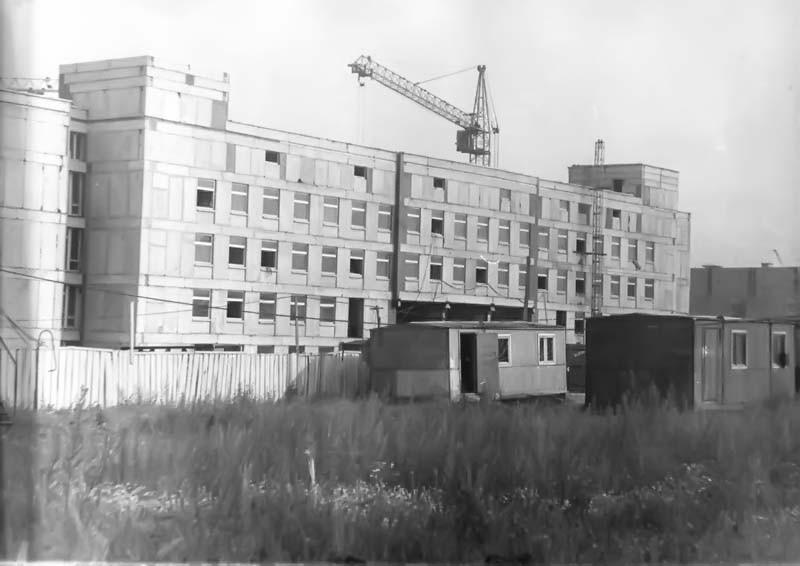 1980-81 Детская психоневрологическая больница №18