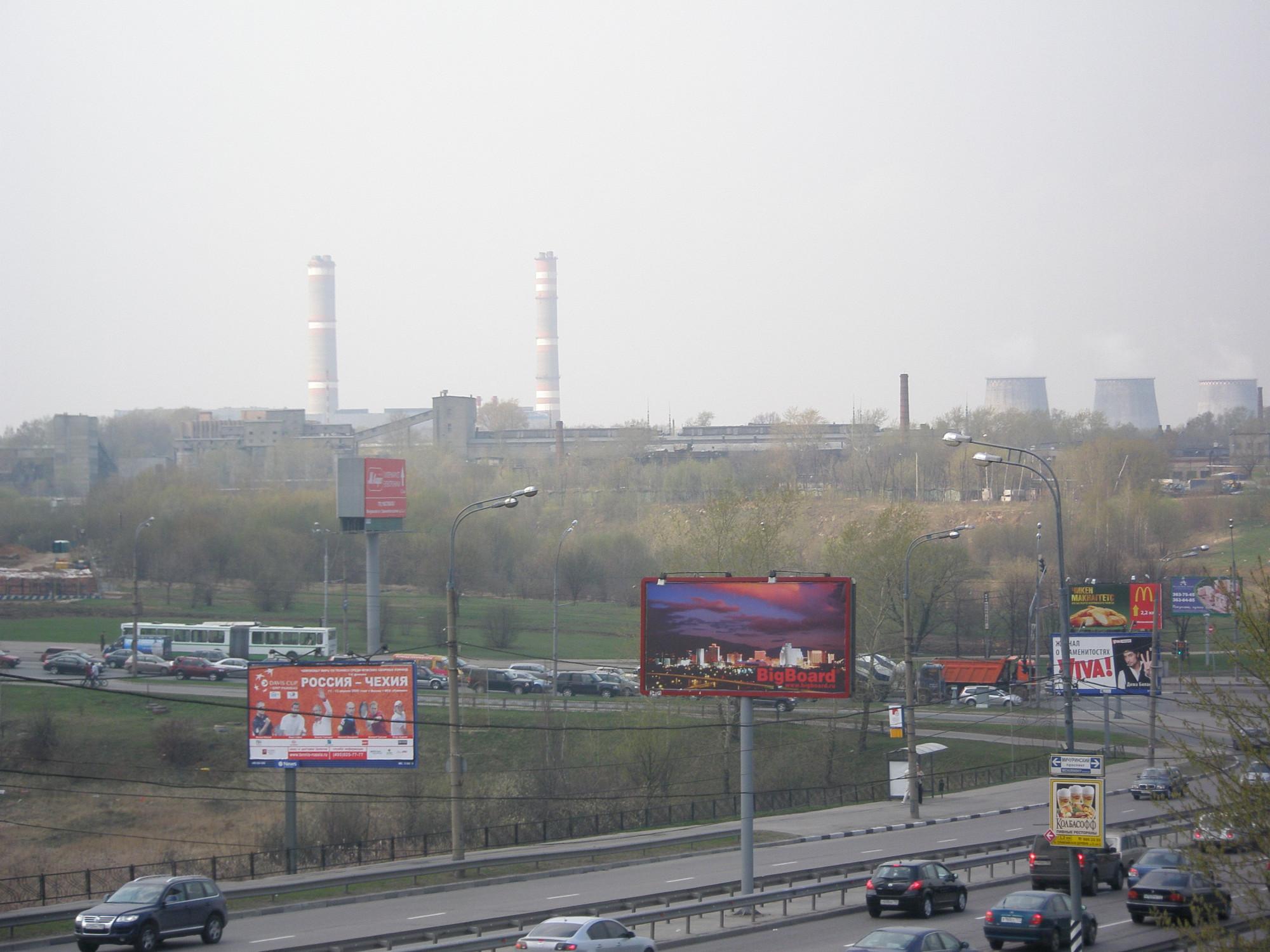 2008 вид с ул. Лобачевского