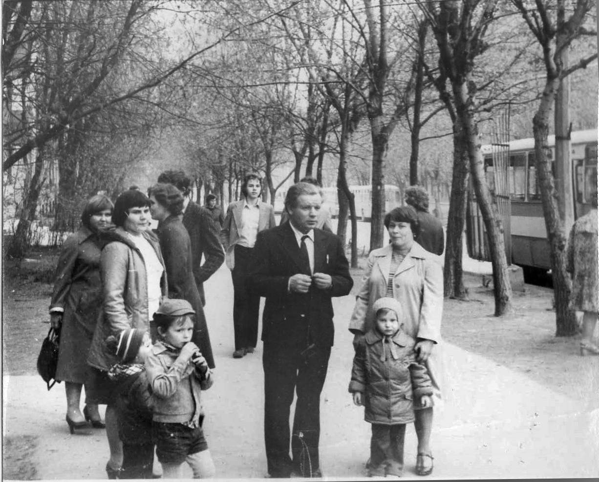 На ул. Прживальского