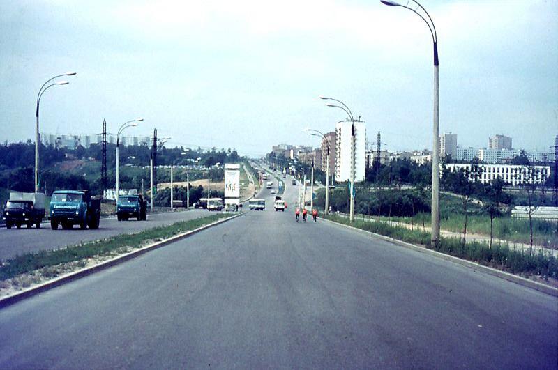1980 Аминьевка