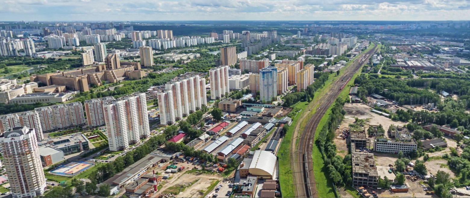 2017 Очаково. Яндекс-панорама