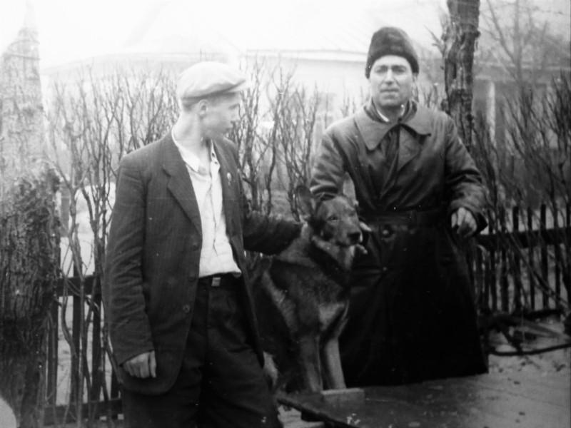 1950е контора Матвеевского питомника