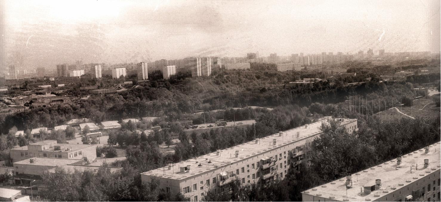 1987-90 Матвеевское, Раменки2