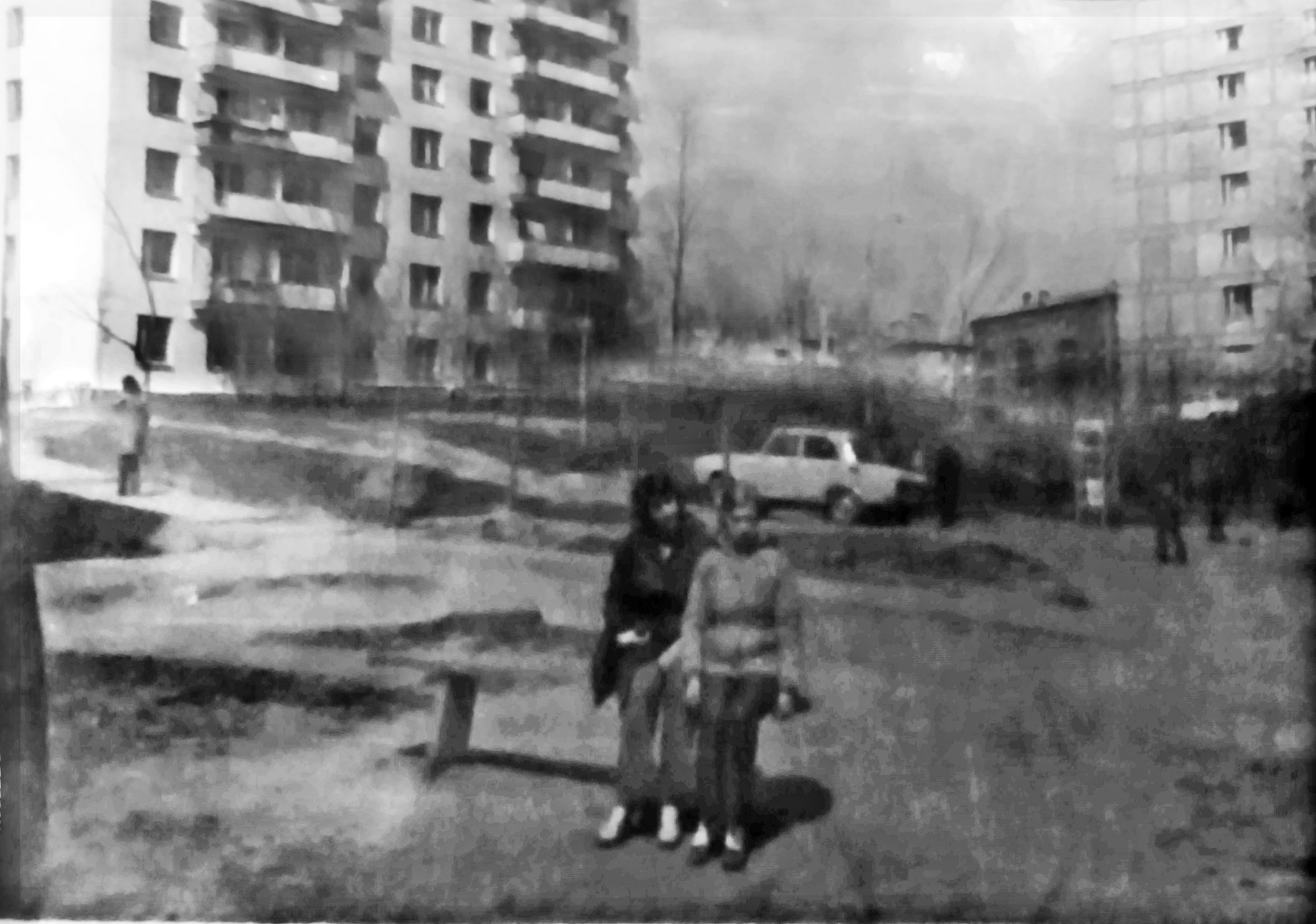 1980е Озёрная ул.