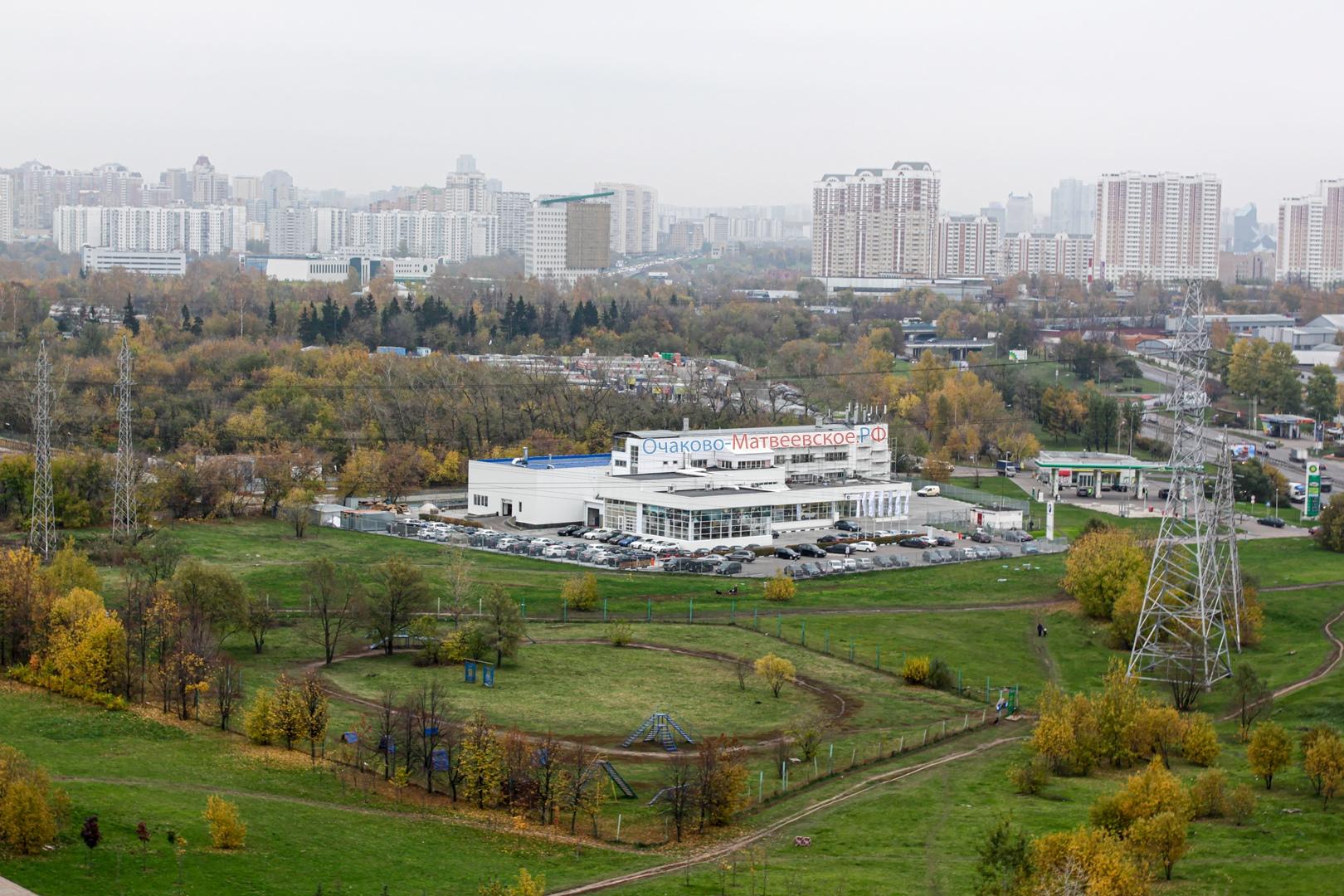 2013 Когда-то в районе Очаково-Матвеевское
