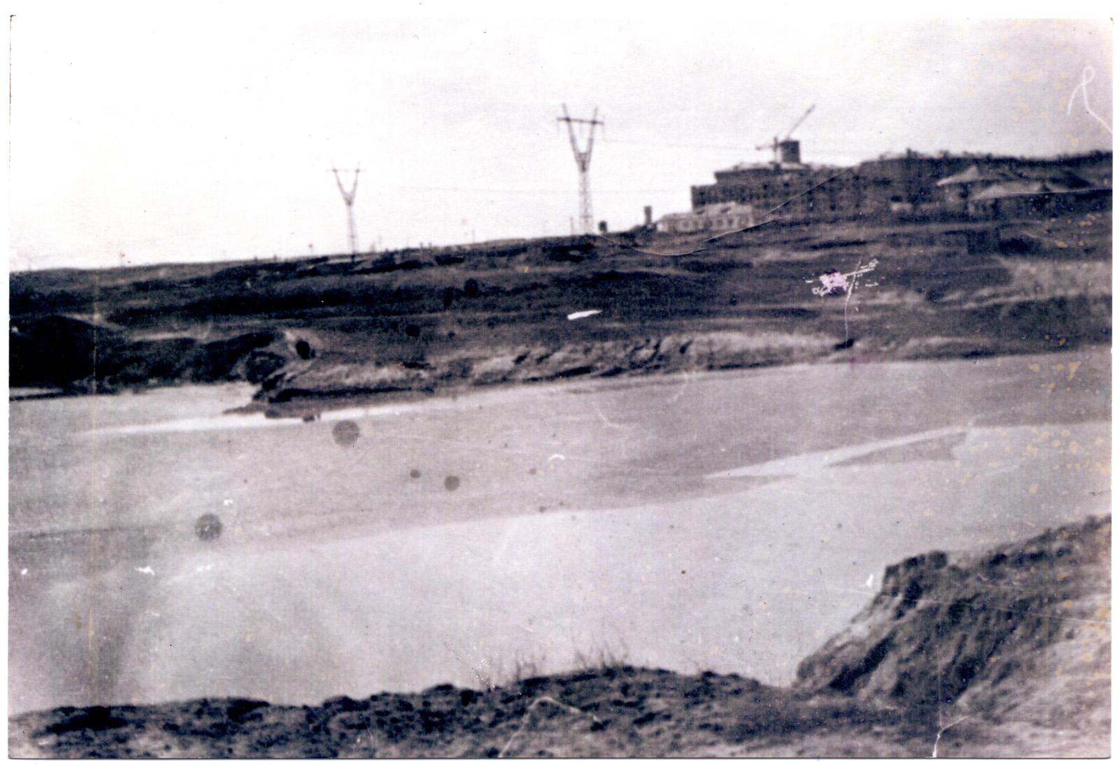 1959 Очаковский пруд (апрель)
