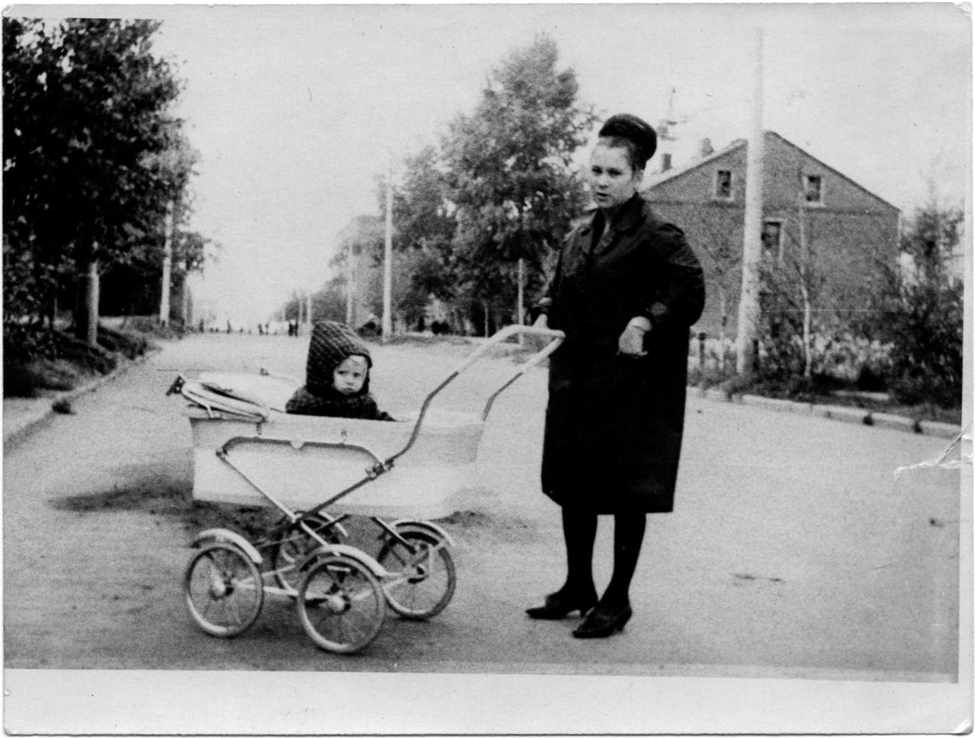 1968 на улице Марии Поливановой