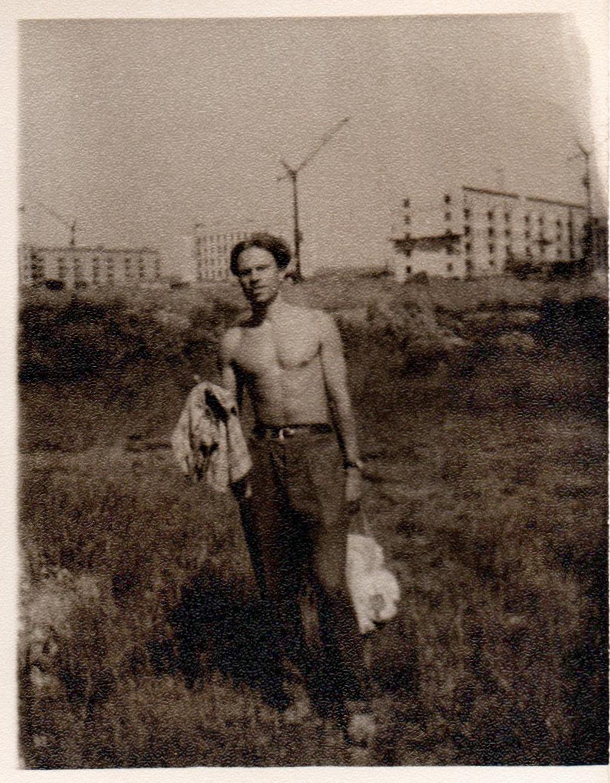 1964 строительство новых домов в Очаково