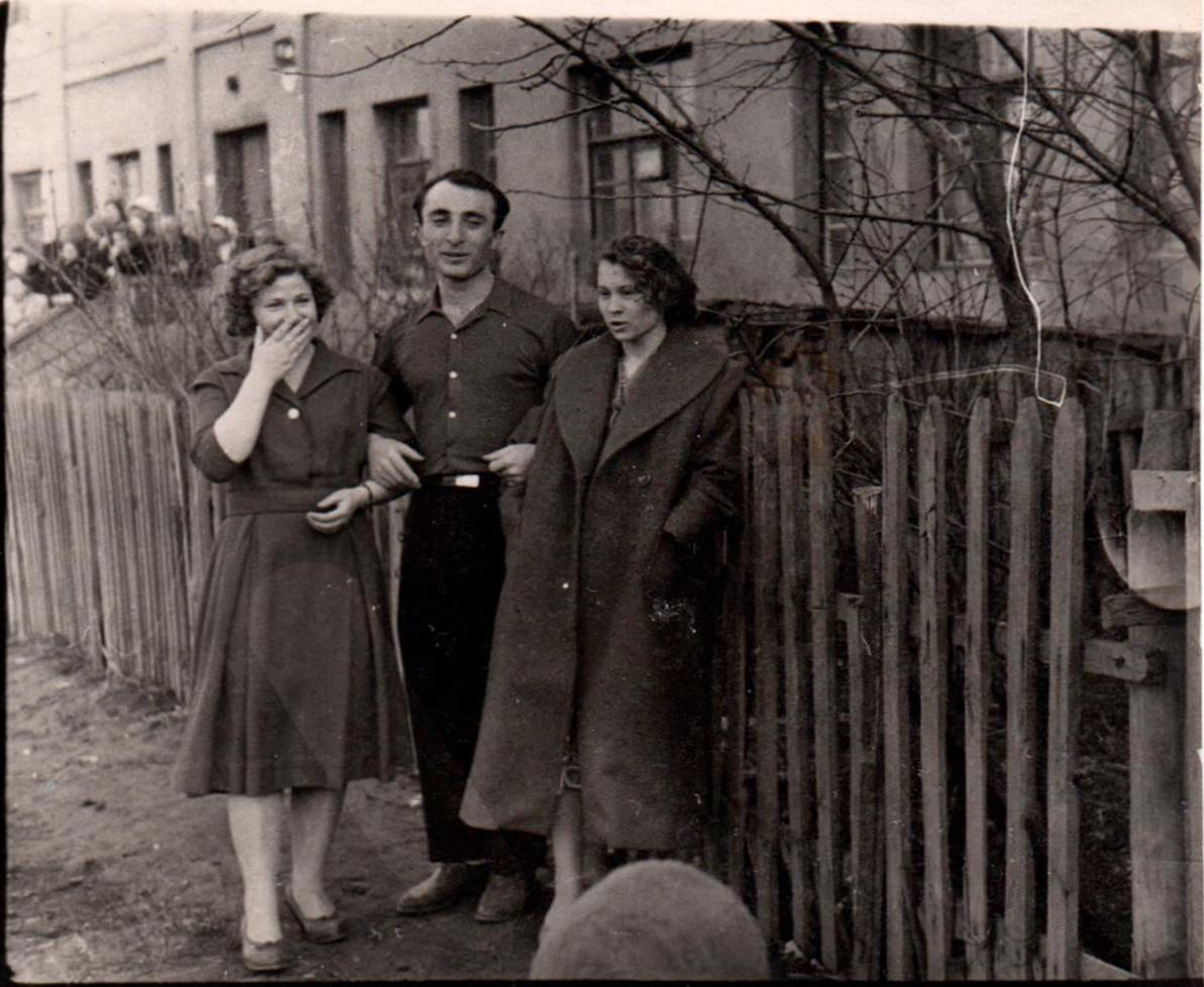 1953-59 на улице Калинина