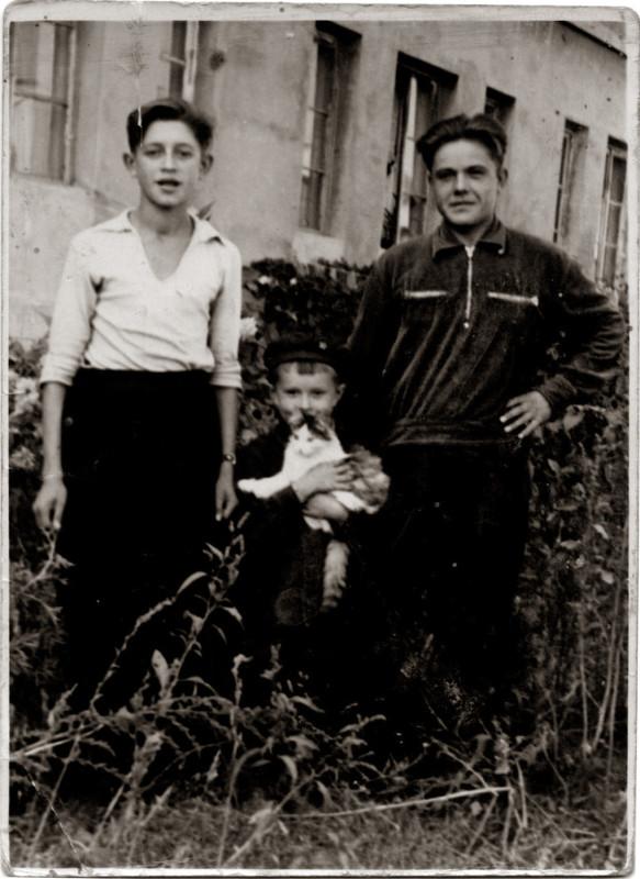 1952 на улице Калинина. На долгую память
