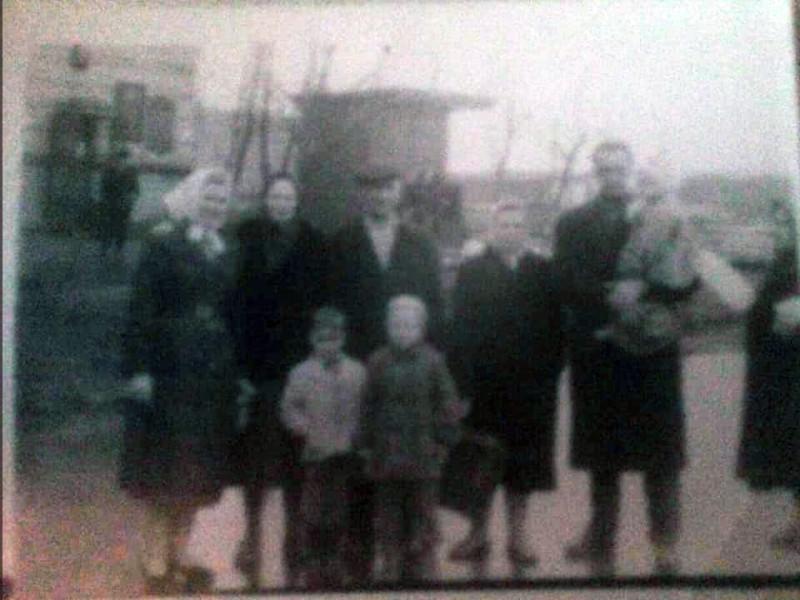 1964 Станция Очаково. Светлана Панина2