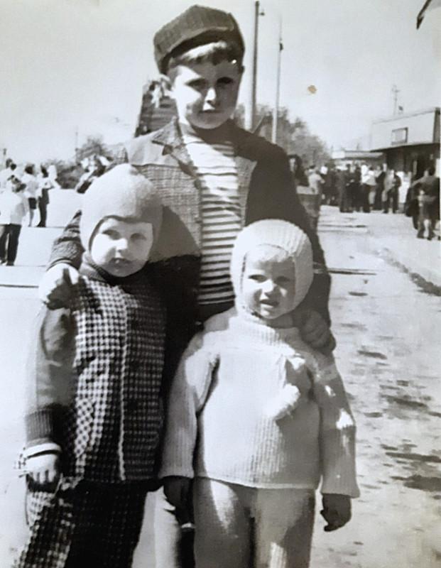 1975 станция Очаково