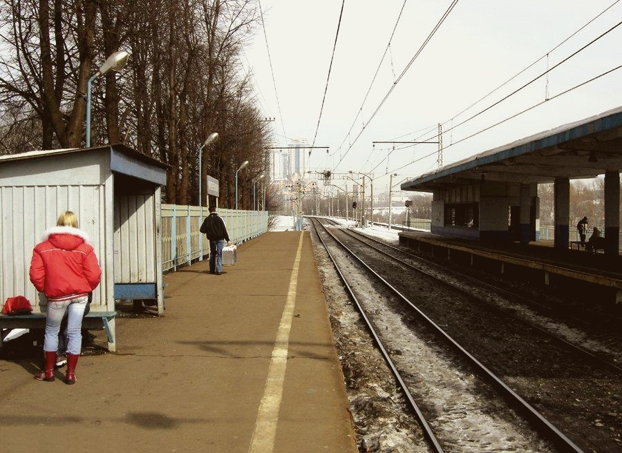 2005 Платформа «Матвеевское»