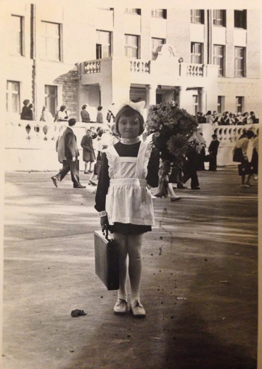 1974 г., школа 843