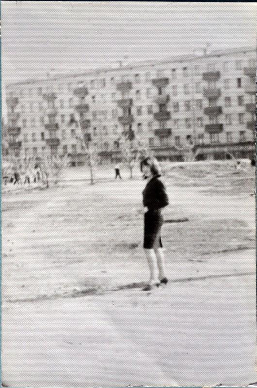 1966 на ул. Марии Поливановой