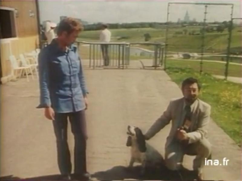 1980 французский видеорепортаж