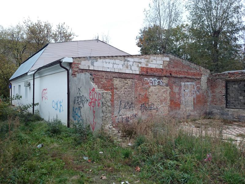 Одно из самых старых зданий Очаково