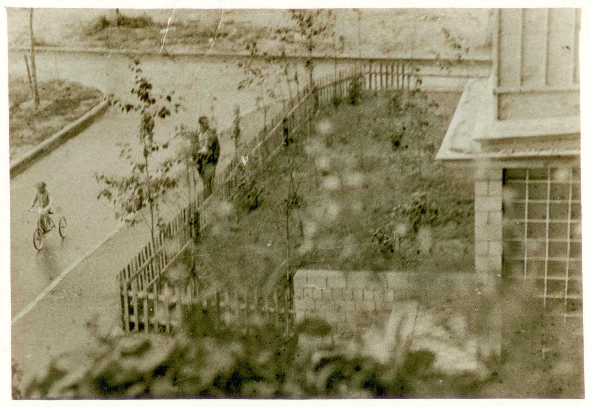 Из окна или балкона дома 2-19 по ул. Марии Поливановой со стороны двора3