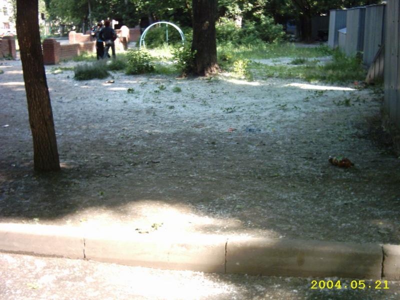 2004 Цыганский двор