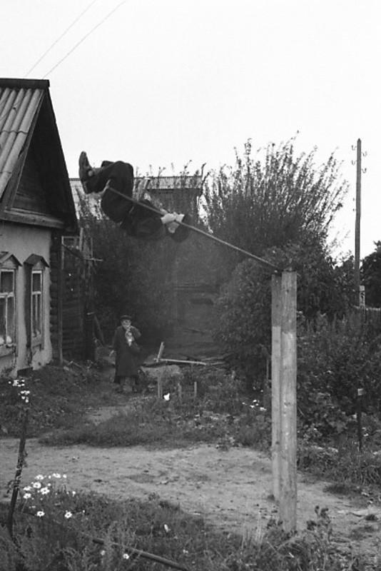 Крылатые качели села Никольское
