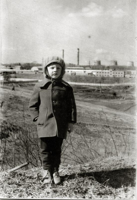 1980 Вид из Раменок. Сергей Игнатов