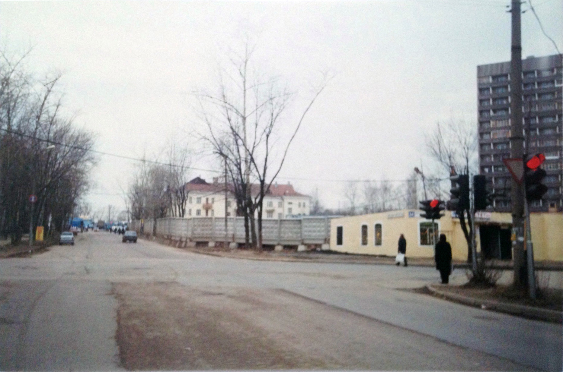 1996 Перекрёсток. Мария Семёнова