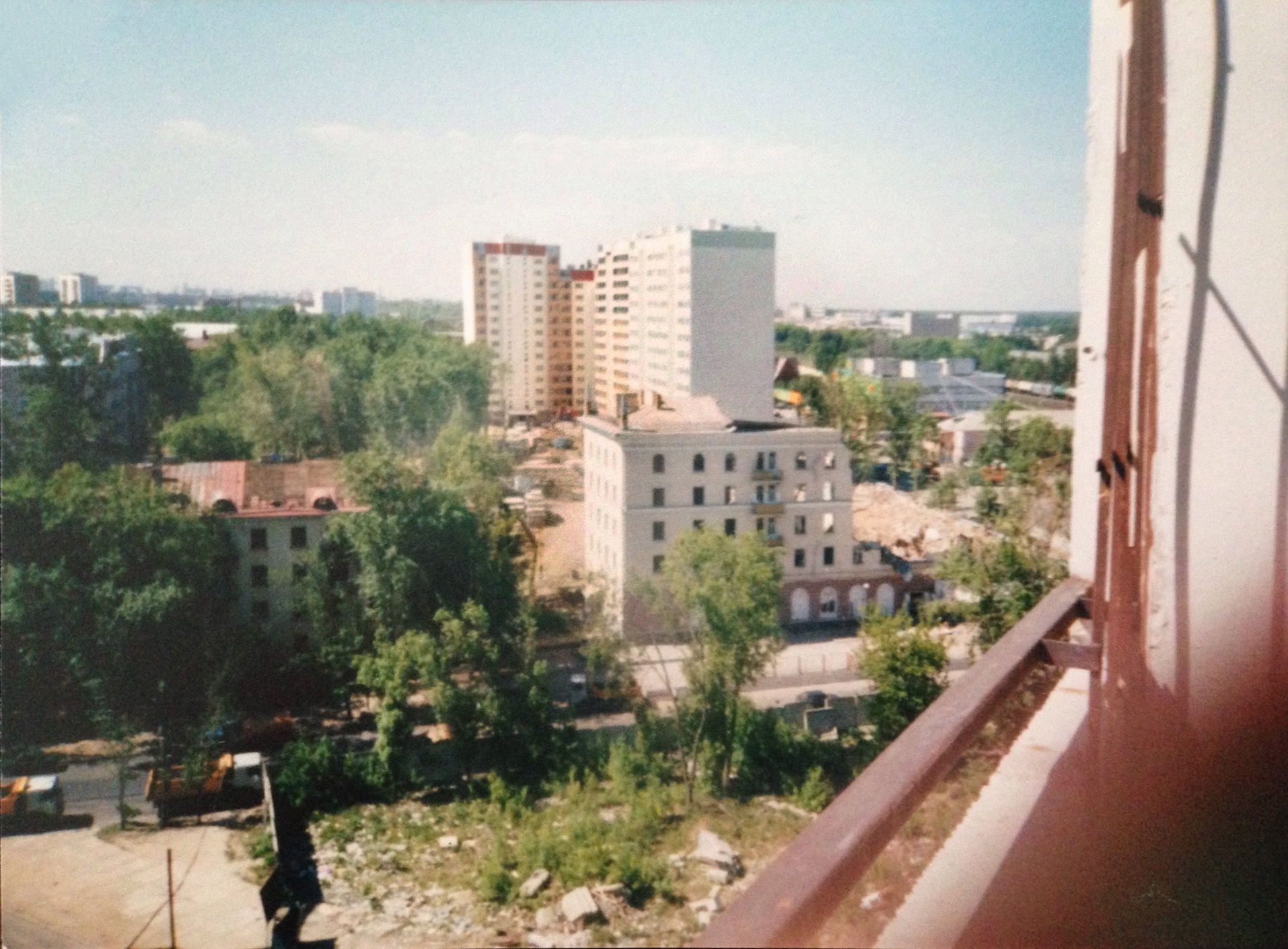 2002 Очаково. Мария Семёнова3