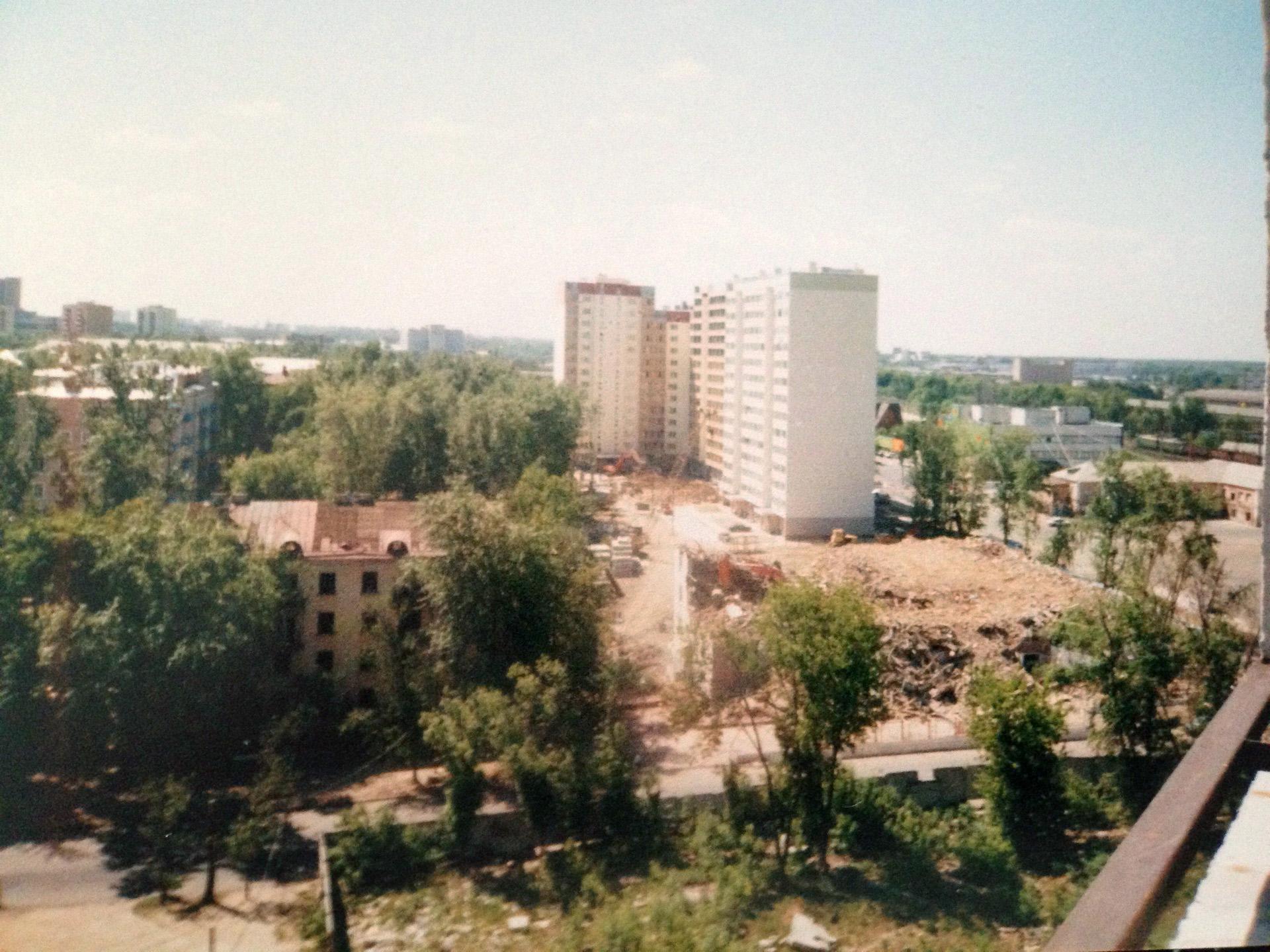 2002 Очаково. Мария Семёнова1