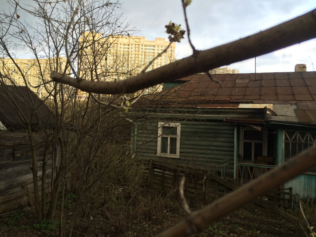 Последний дом деревни Матвеевская. Роман5