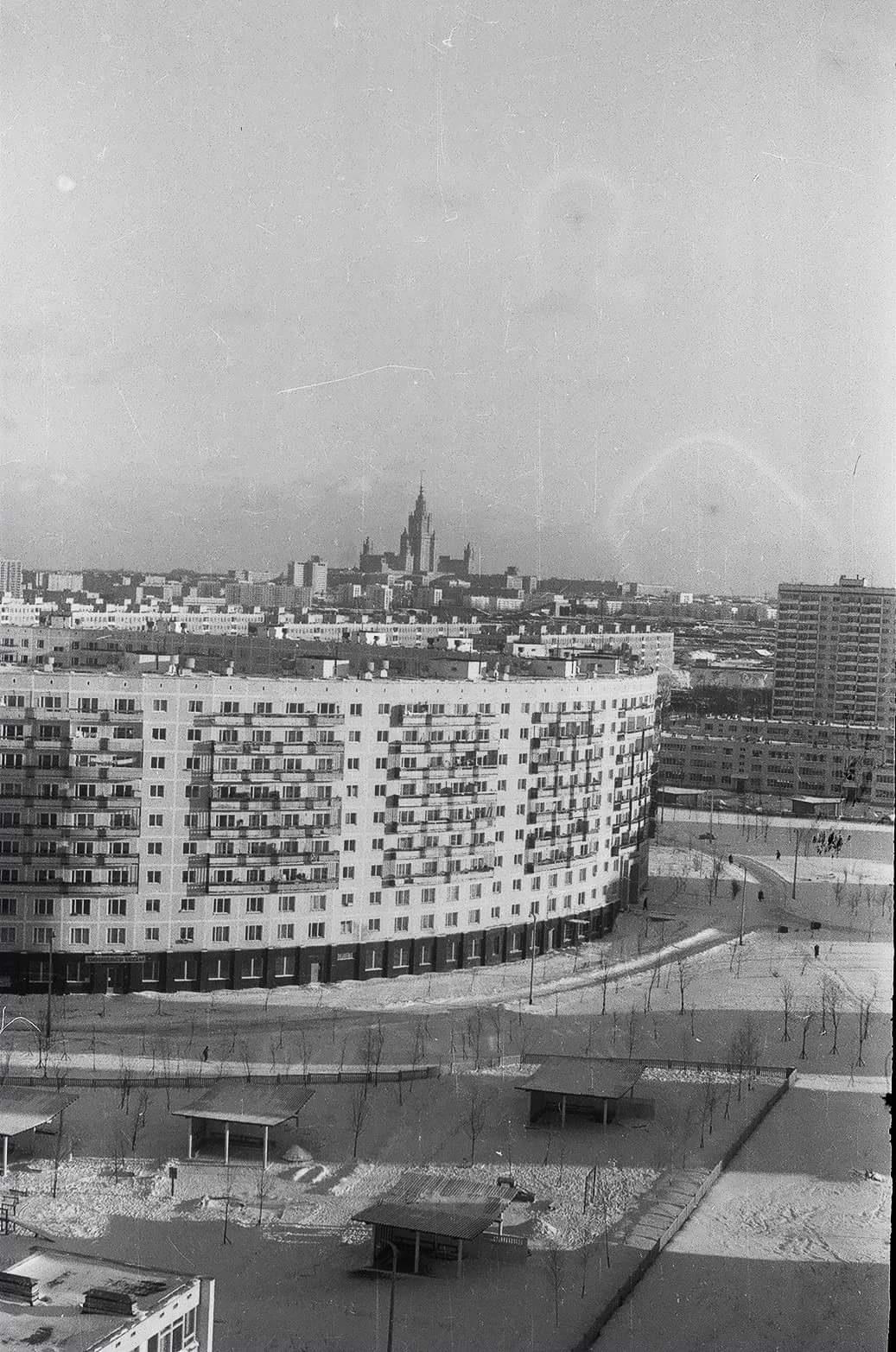 1974 Из домашнего архива Ольги Халтуриной