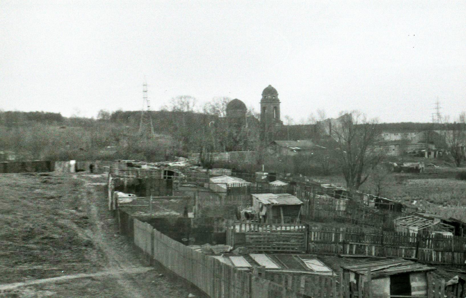 1987-88 Огороды в Троекурове. Kaisersouze2