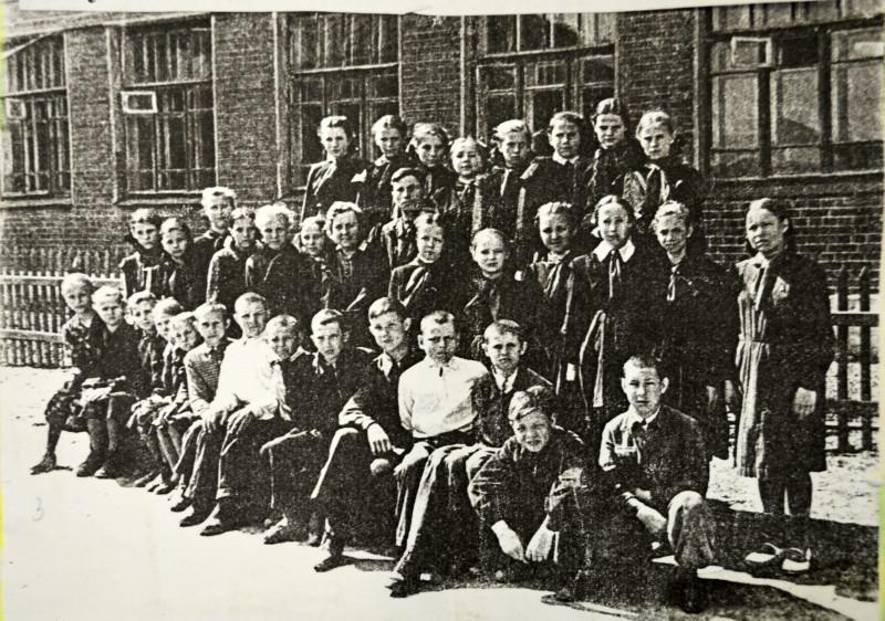 1957 г. Школа-семилетка