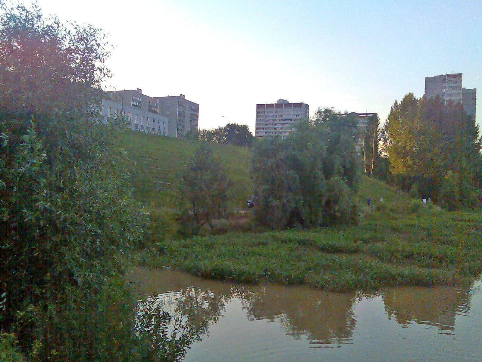 2006 Очаковский пруд, Владимир Гришкин