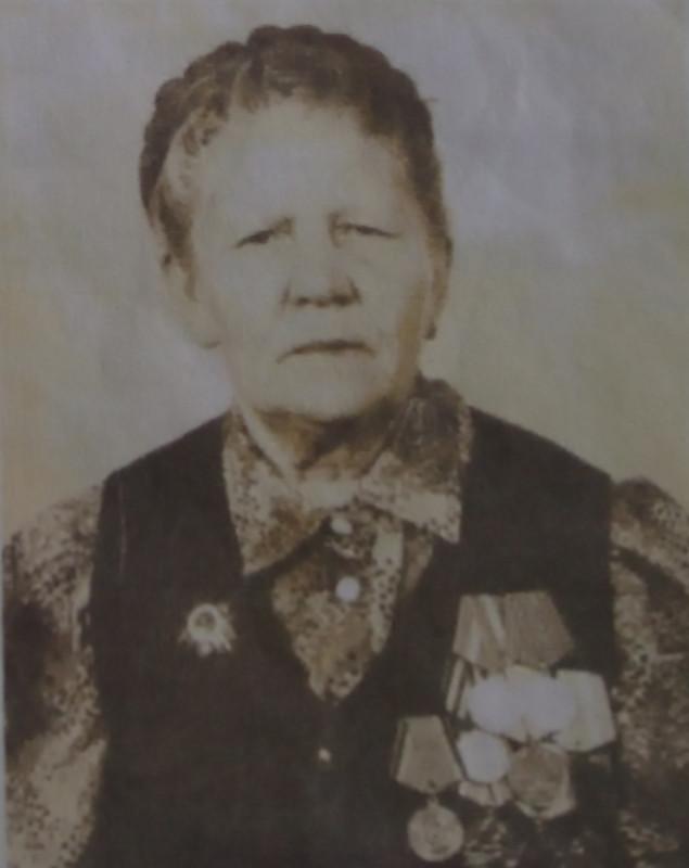 1943 Марина Трифоновна Сурнина2