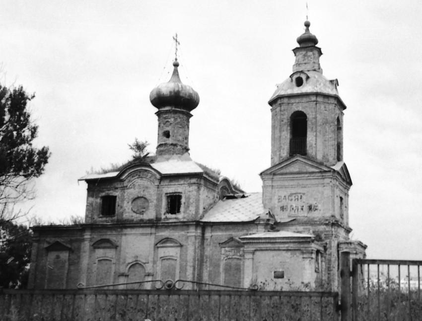 1987 Церковь Димитрия Ростовского в Очакове. Андрей Агафонов2