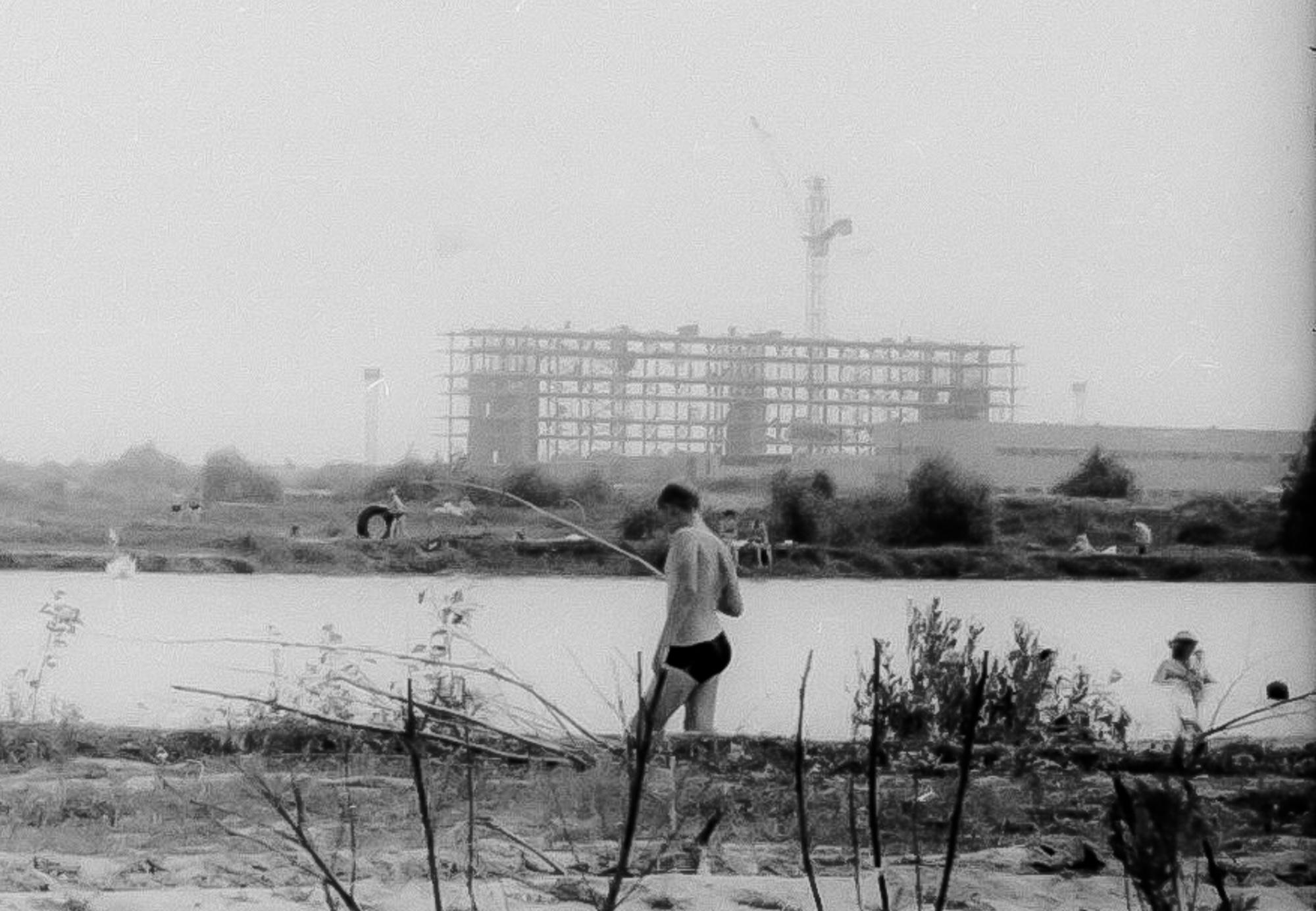 1972 Трехпрудка, лето 1972 года, выходной день