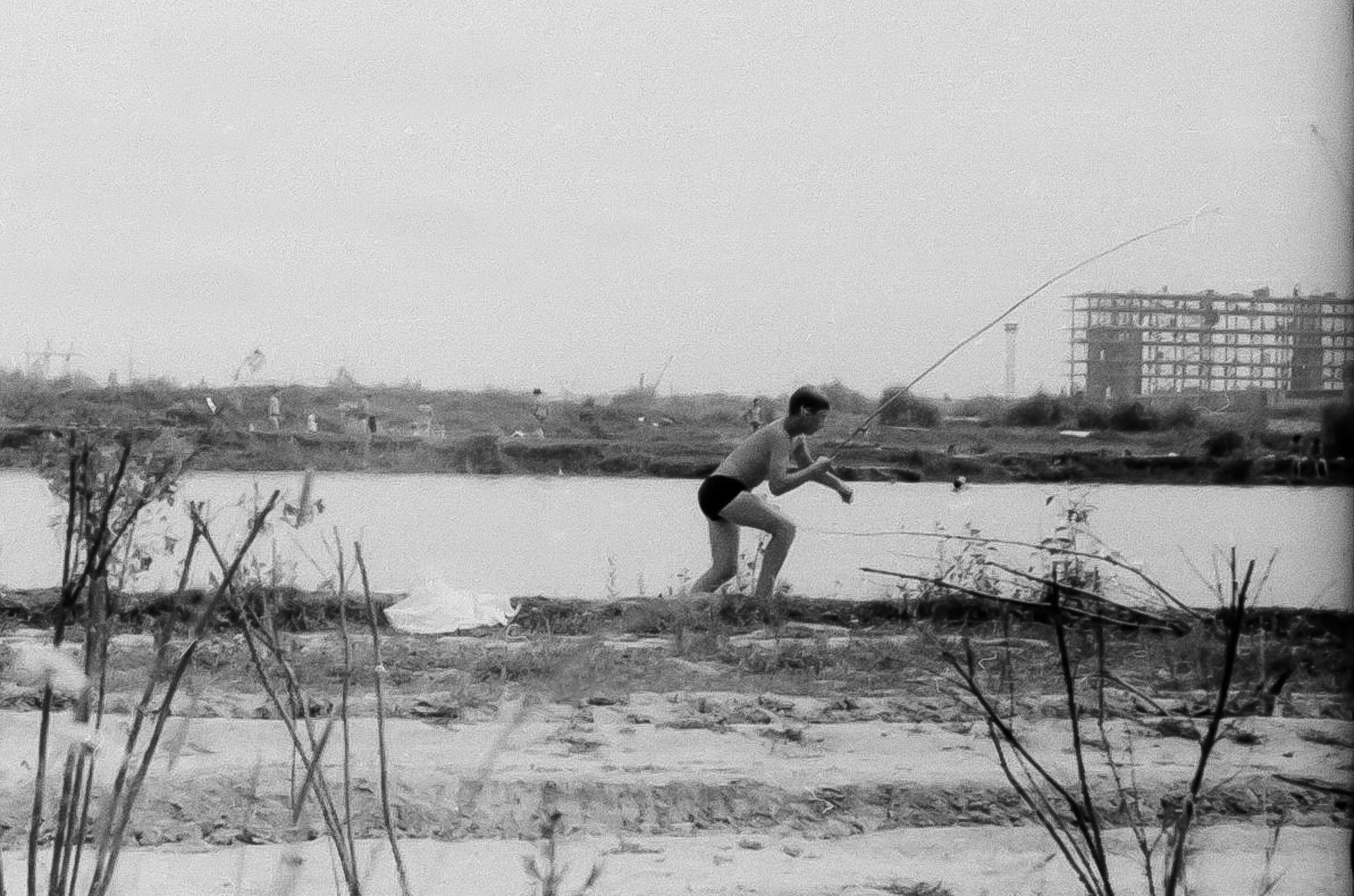 1972 Трехпрудка, лето 1972 года, выходной день2