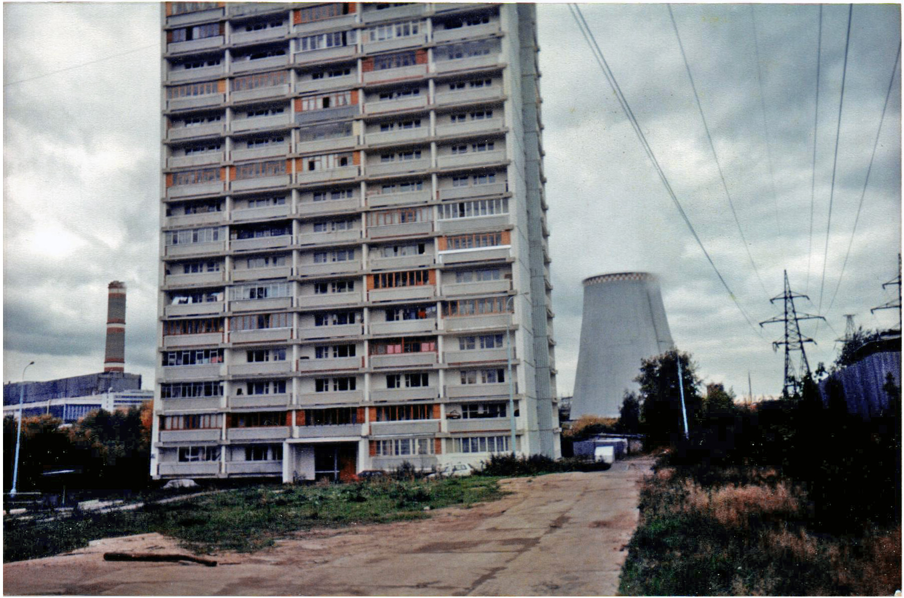 1999 год. Из архива Татьяны Пичугиной