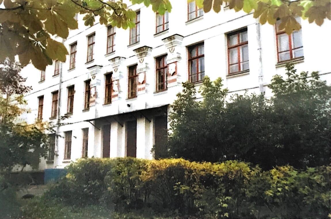 2002-2003 школа 844. Из архива Лидии Любарской2