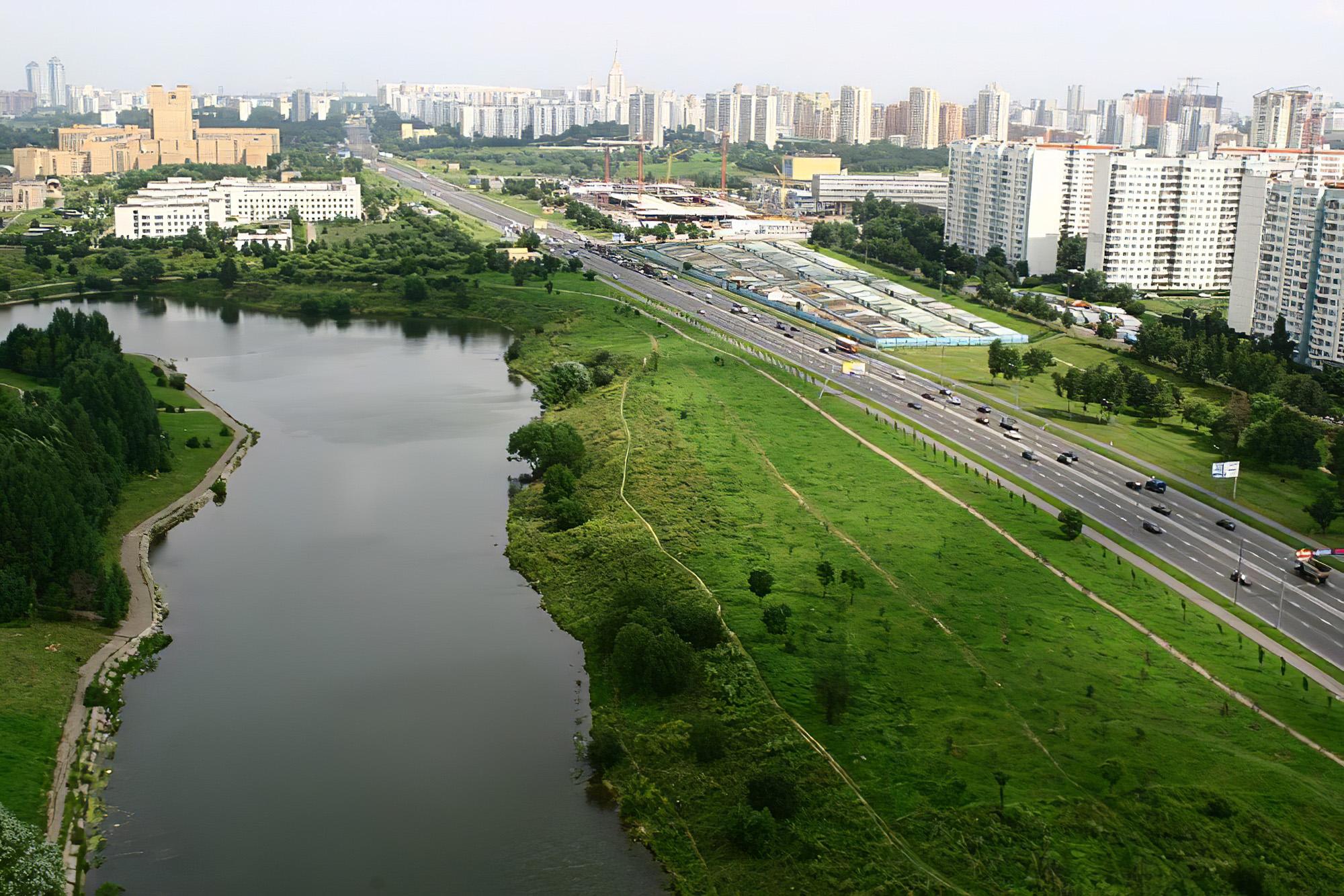 2005 Василий Большаков Вид из окна2