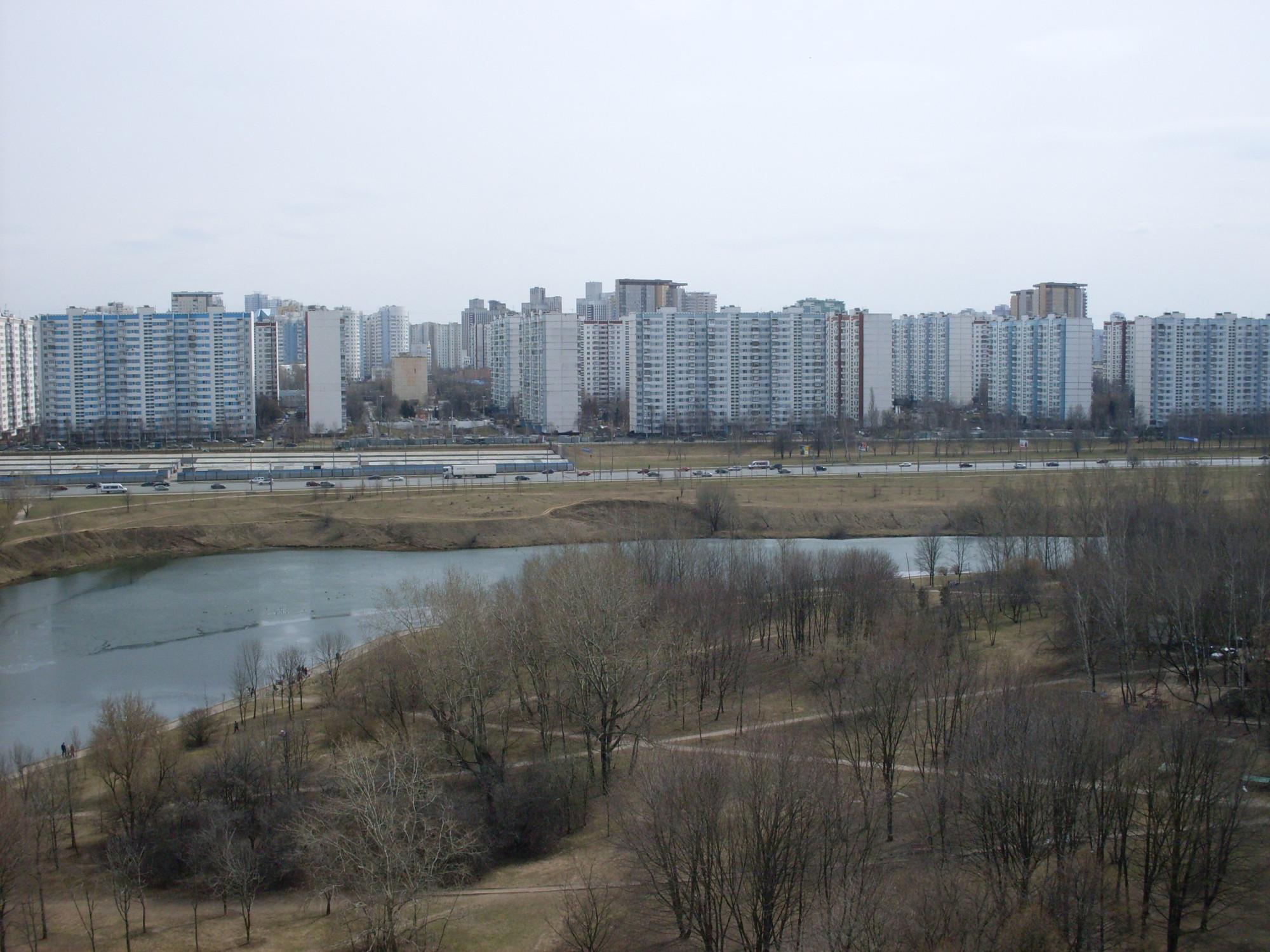 2009 Пруд, Дмитрий Грачев
