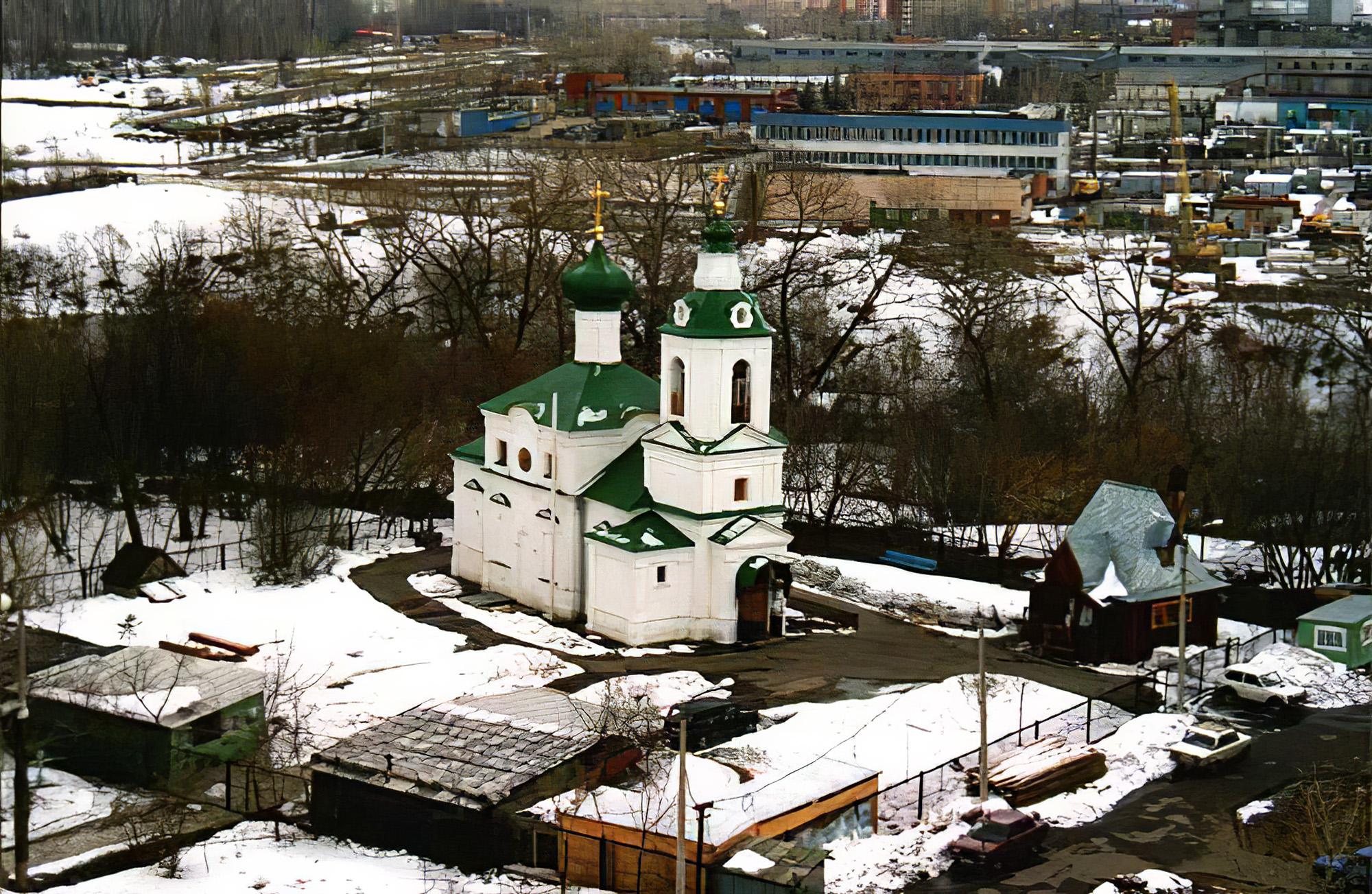 2005 Храм Дмитрия Ростовского2