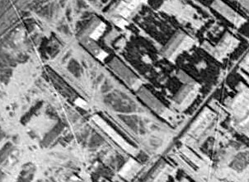 1966 улица Марии Поливановой (будущий сквер)