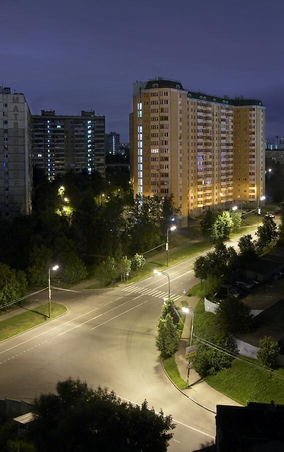 2006 Новый дом на улице Матвеевская, д.36