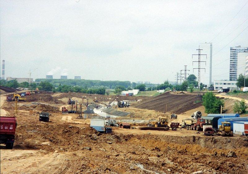 1997 Строительство Олимпийской деревни для первых Всемирных Юношеских игр