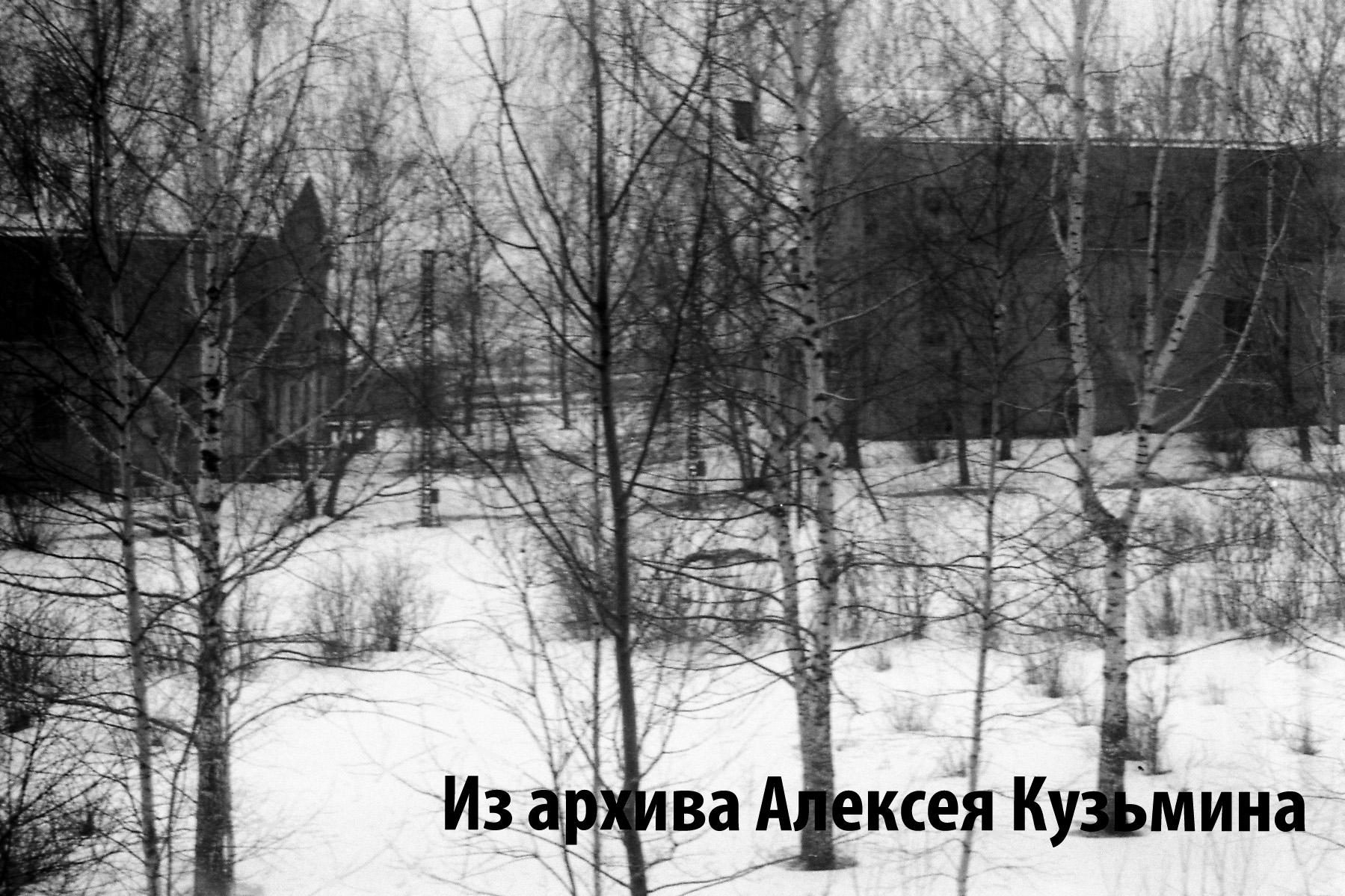 1961 вид на дома по улице Лобачевского2