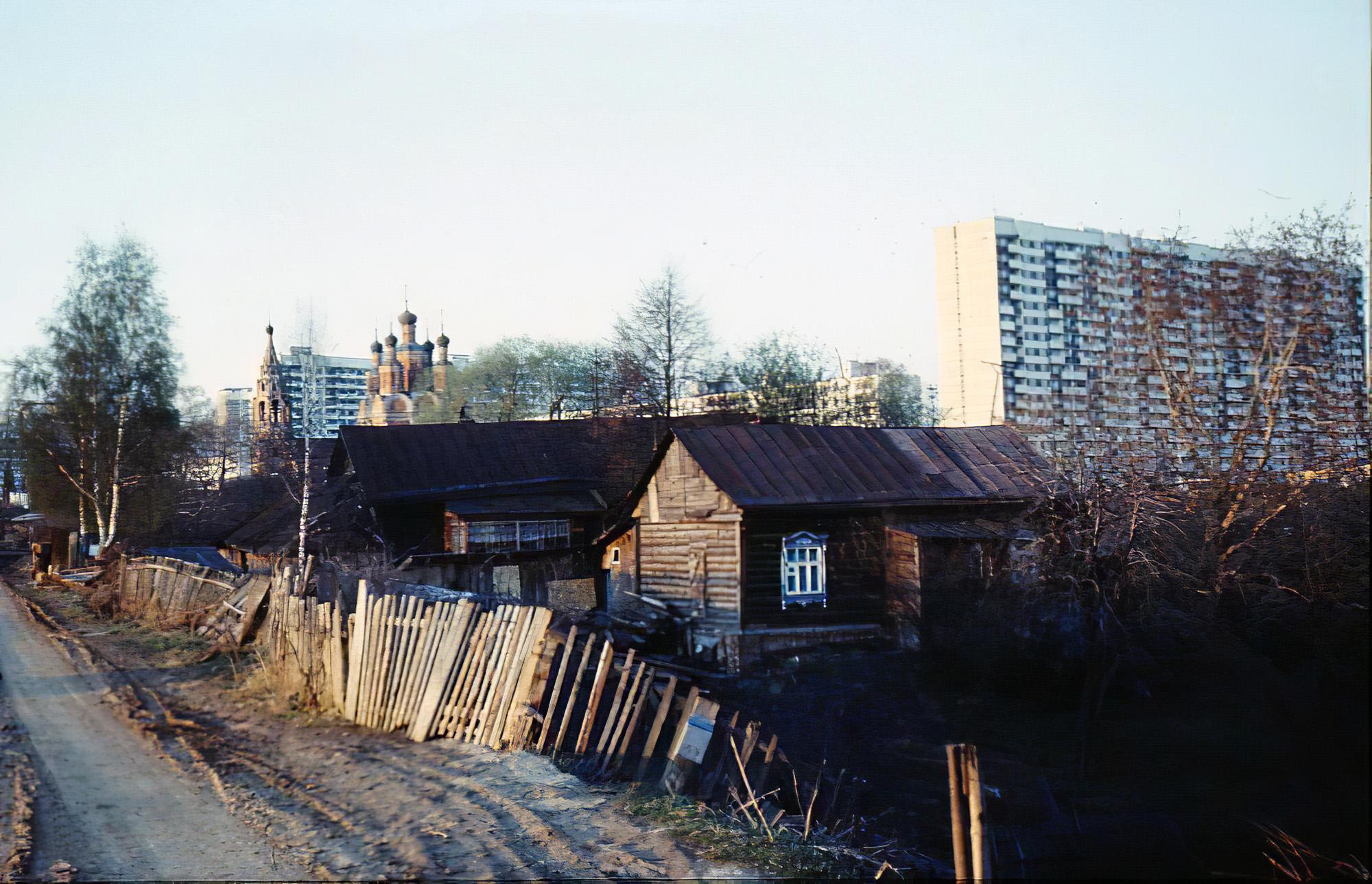 1976 Тропарёво. Ulrich Esser_cmpk