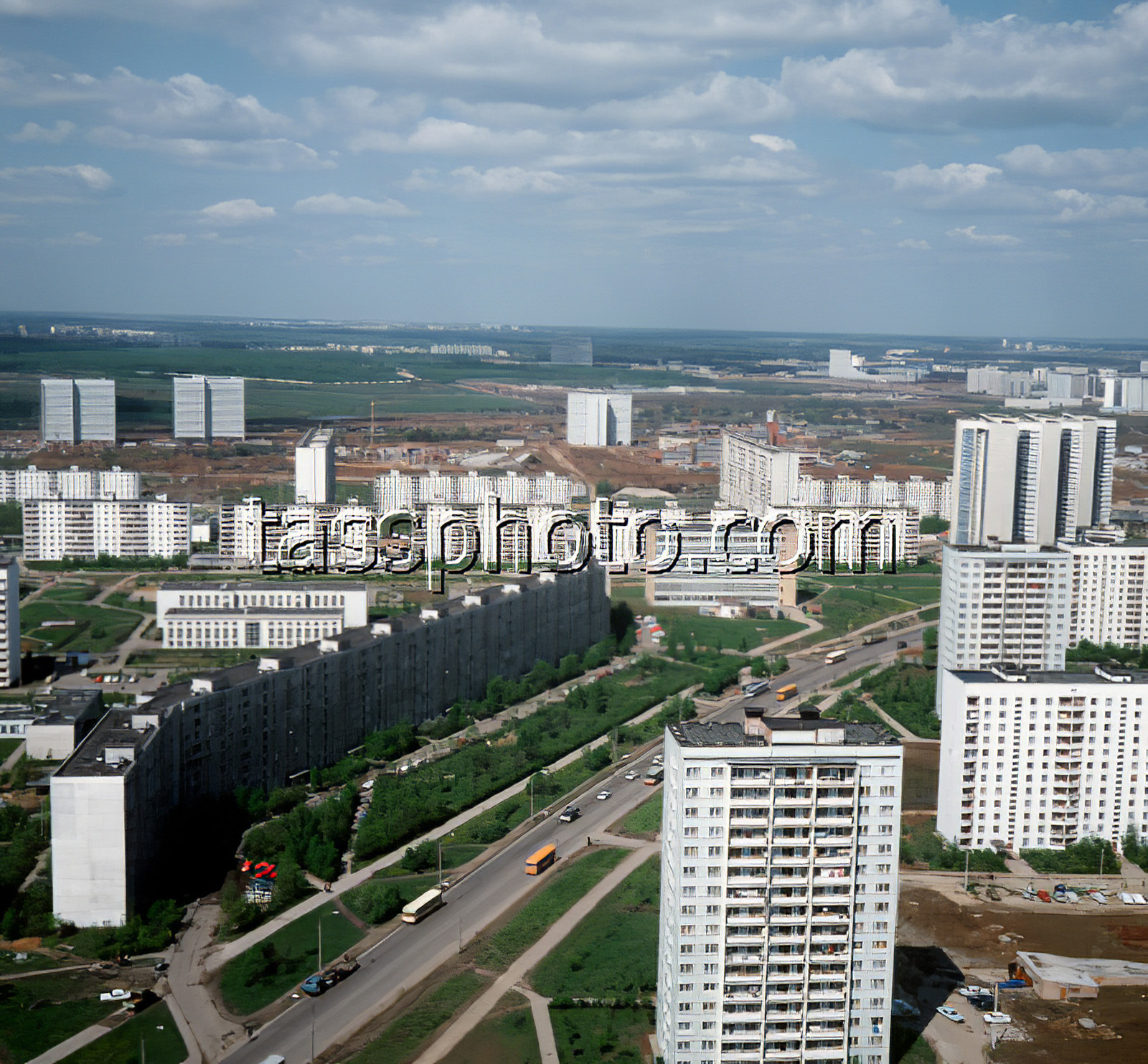 1980 Тропарево. Фото Григория Калачьяна_cmpk